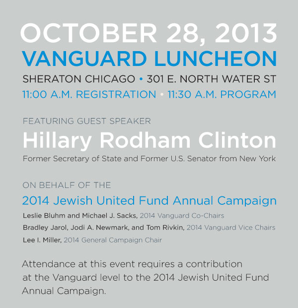 Jewish United Fund Vanguard
