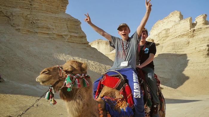 Taam Yisrael camel