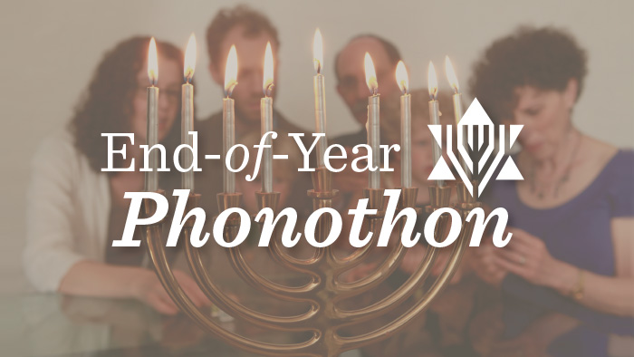 End-of-Year Phonothon