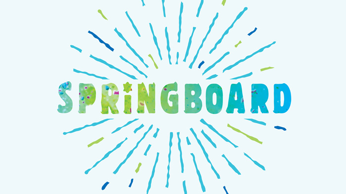 Sign up for a Springboard Spring Break!