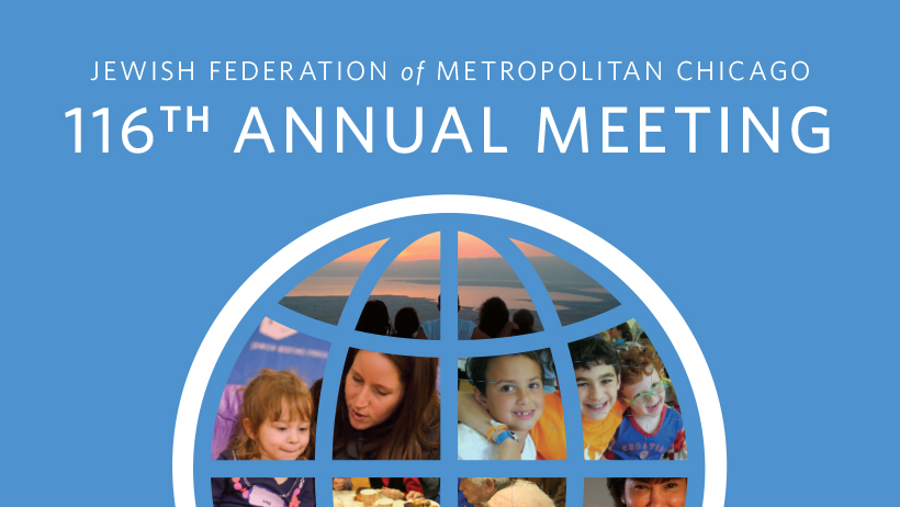 116th Jewish Federation Annual Meeting