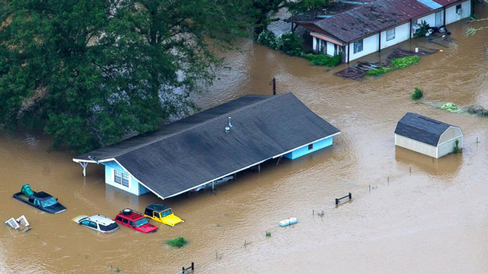 Jewish Federations open fund for Baton Rouge flood relief