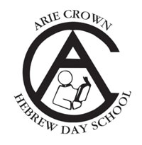 Arie Crown Hebrew Day School Logo