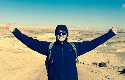 JUF : Back from Birthright Israel : Blog