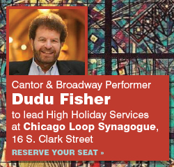 Chicago Loop Dudu Fisher 2016