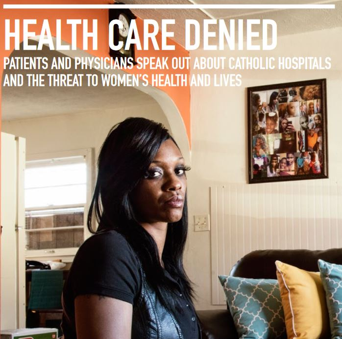 ACLU of Illinois Healthcare Denied