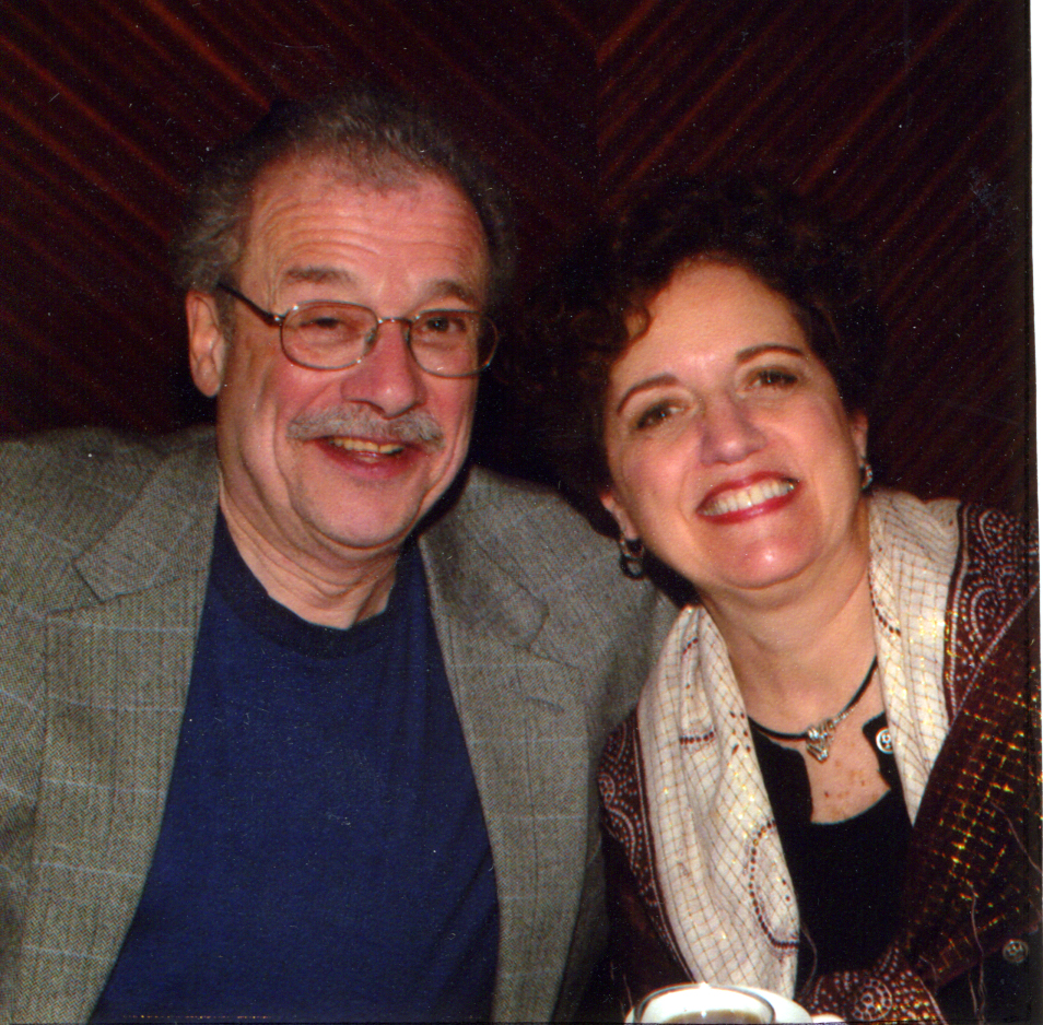 Marianne and Stuart Taussig