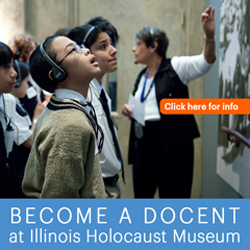 IL Holocaust Museum Docent