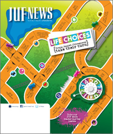JUF News: Life Choices