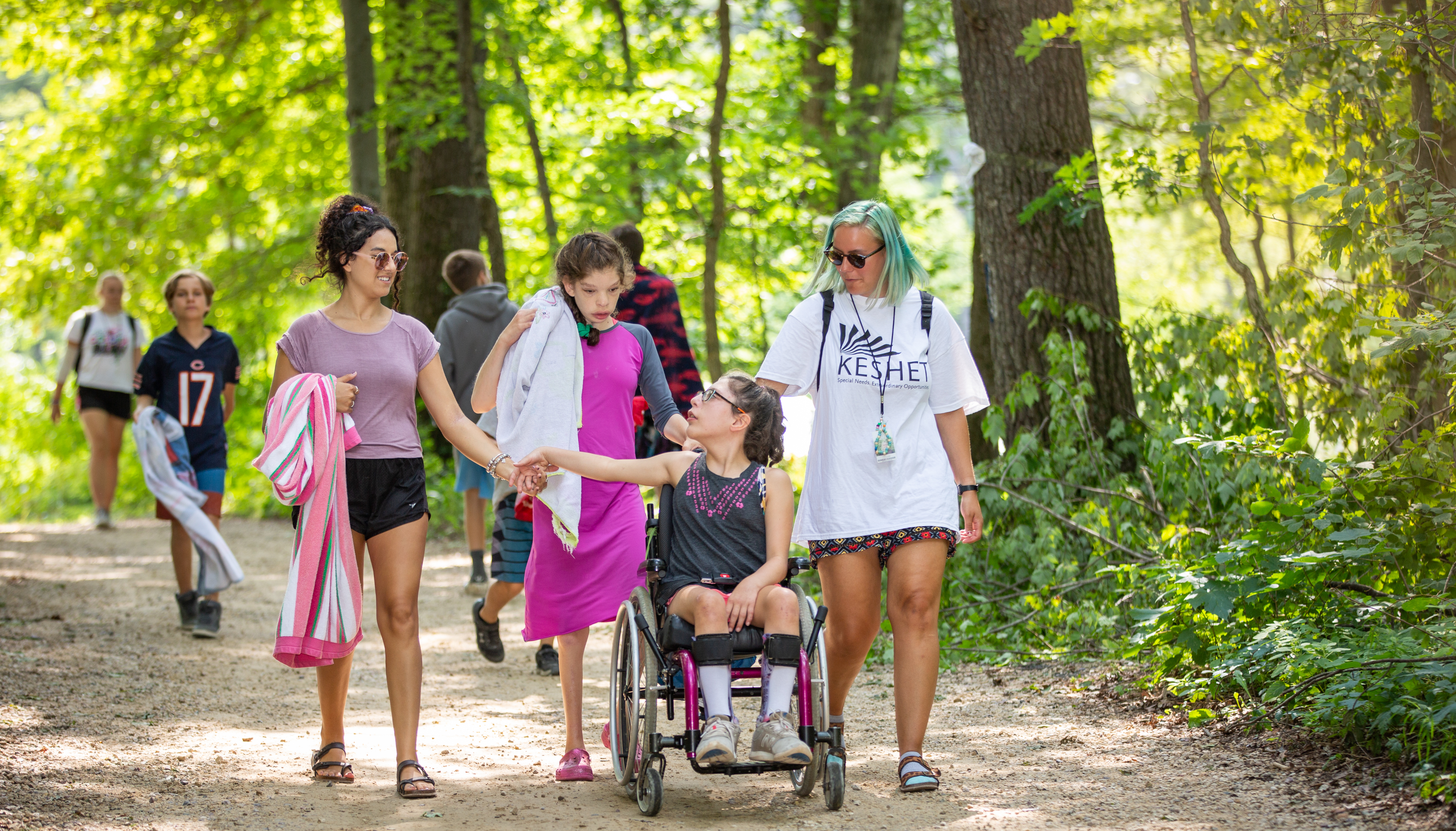 Creating a culture of belonging at Jewish summer camp