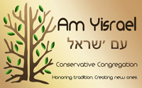 Am Yisrael Logo