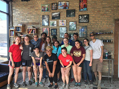 JCUA teen summer program
