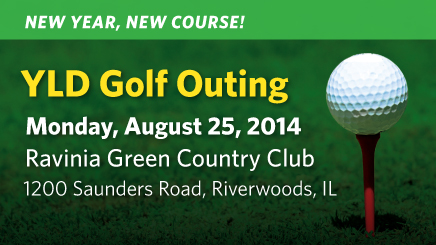 YLD Golf Outing 2014