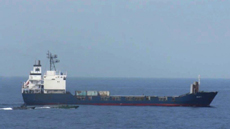 Iranian ship in Red Sea 03052014 image