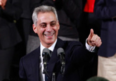 Emanuel inaugurated image