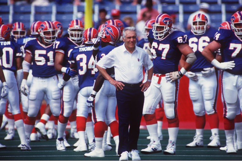 marv levy image