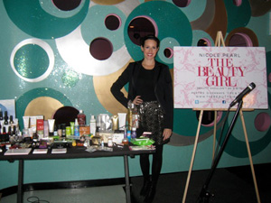Nicole Pearl at Beauty Bar