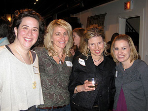 Betsey Grais, Julie Kadish, Rebecca Roin and Sophie Ambrose