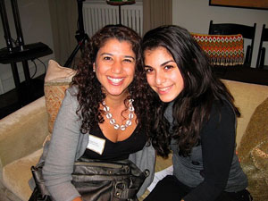 Hagit Lewis and Rotem Yehudai photo