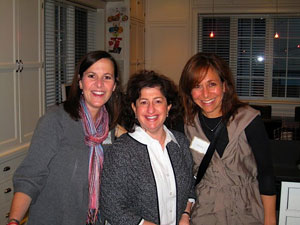 Julie May Weissman, Allison Friedman, and Jill Kolker